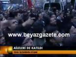 protesto - Aileleri De Katıldı Videosu