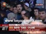protesto - Aile Boyu 'tekel' Eylemi Videosu