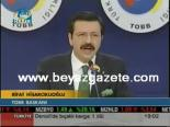 rifat hisarciklioglu - Hisarcıklıoğlu'ndan Darbeci İddilarına Tepki