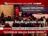 rifat hisarciklioglu - Erdoğan'dan Valilere Talimat