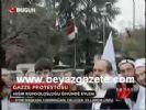 protesto - Gazze Protestosu Videosu