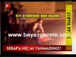 iett - İett Otobüsüne Hain Saldırı Videosu
