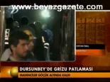 yilmaz arslan - Dursunbey'de Grizu Patlaması