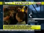 yilmaz arslan - Balıkesir'de Grizu Patlaması