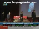 bilkent - Doğramacı'ya Törenler Düzenlendi