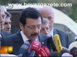 rifat hisarciklioglu - Erdoğan Tobb'u Kabul Etti
