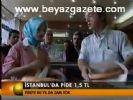 esnaf ve sanatkarlar odasi - İstanbul'da pide 1,5 Tl