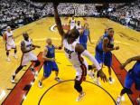 Miami Heat: 92- Dallas Mavericks: 84