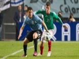 uruguay - Uruguay: 1 - Meksika: 0