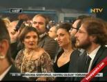 altin portakal film festivali - Altın Portakalda Şok Olay... Annayı Görünce Ödülün Dibi Düştü