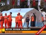 Büyük Deprem Tatbikatı online video izle