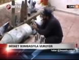 misket bombasi - Misket bombasıyla vuruyor