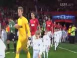 Manchester United-Braga: 3-2 Maç Özeti