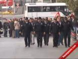 Ankara'da Polisin Yoğun Güvenlik Önlemleri Aldı