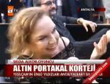 altin portakal film festivali - Antalya'da ünlüler korteji