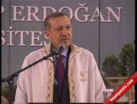 universite harclari - Erdoğan:Başımızın öne eğik olmasını çaresizlik olarak görmesinler