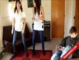 PSY Gangnam Style ( Anne ve kızın performansı)