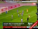 Göztepe Orduspor: 1-0 Maçın Özeti (Ziraat Türkiye Kupası)
