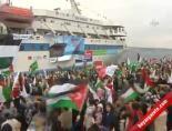 Mavi Marmara Gemisi Ve İsrail'in Saldırısından Görüntüler