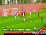 Pendikspor - Elazığspor: 3-2 (Ziraat Türkiye Kupası Maç Özeti)