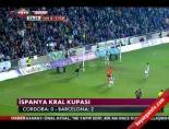 Cordoba Barcelona: 0-2 Maçın Özeti (Goller Yine Messi'den)