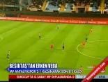 ibrahim toraman - Antalyaspor Beşiktaş: 2-1 Maçın Özeti (13 Aralık 2012)
