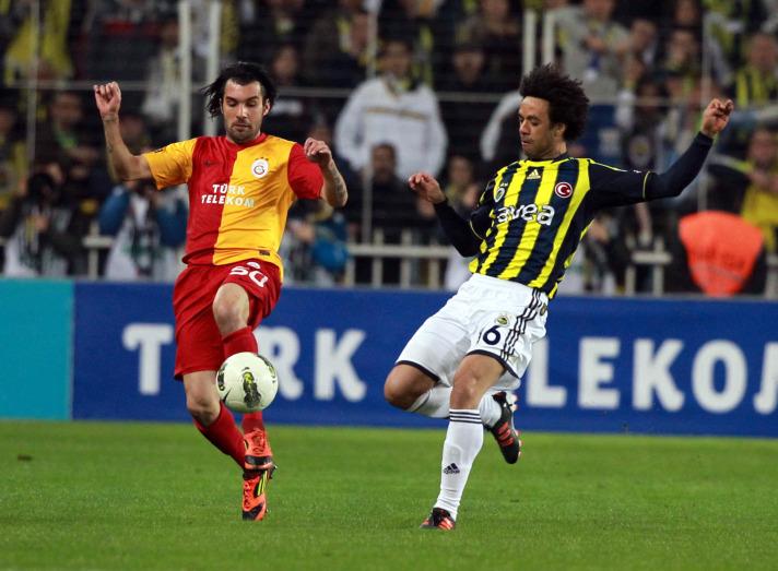 ali sami yen stadi - Galatasaray Fenerbahçe Derbisi Lig TV'den Canlı Yayınlanacak (16 Aralık 2012)