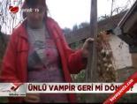 vampir - Sırp köyünde 'vampir' alarmı
