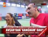osman tural - Avşar'dan 'Gangnam' dansı