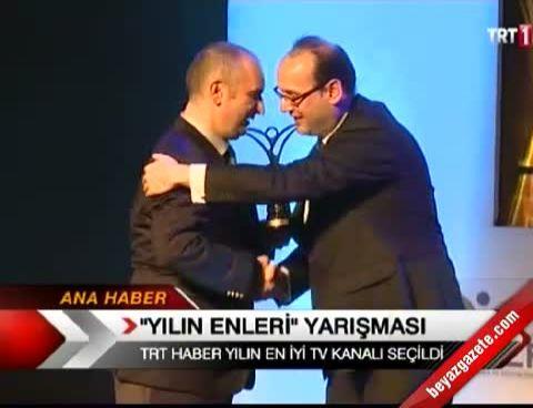 yilin enleri odulu - TRT Haber'in tarihi başarısı