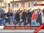 ataturk universitesi - Atatürk Üniversitesi karıştı Videosu