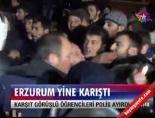 ataturk universitesi - Erzurum yine karıştı Videosu