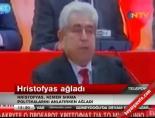 Ekonomik Kriz Hristofyas'ı Ağlattı