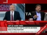 cnn - Ahmet Hakan, Kılıçdaroğlunu Fena Terletti!