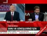 cnn - Kılıçdaroğlu Gökçekin Sorusuna Cevap Veremedi