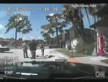 florida - Florida polisinin kızı vurduğu an