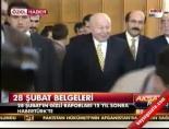 Habertürk Tv 28 Şubat Belgelerini Yayınladı