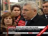 Hocalı katliamı Taksim'de hatırlandı online video izle