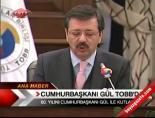 rifat hisarciklioglu - Cumhurbaşkanı Gül TOBB'daHaberi