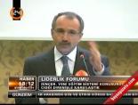 bilkent - Liderlik forumu