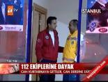 112 acil servis - 112 ekiplerine saldırı Videosu