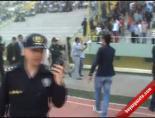 Yeni Diyarbakırspor İle Kahramanmaraş Belediyespor Maçında Gerginlik