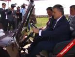Cumhurbaşkanı Gül Golf Aracıyla Dolaştı