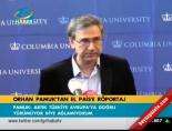 el pais - Orhan Pamuk'tan El Pais'e röportaj Videosu