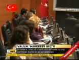 istanbul valiligi - Valilik ''Harekete geç''ti