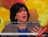 cnn - Amanpour, Gül'e sordu...