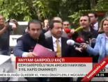 hayyam garipoglu - Hayyam Garipoğlu kaçtı