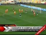adanaspor - AdanaSpor ve Kasımpaşa Mücadalesi