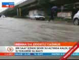 Adana'da Şiddetli Yağmur online video izle