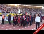 Anadolu Üniversitesi Mezuniyet Töreni